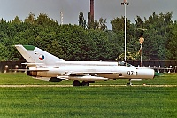 Czech Air Force – Mikoyan-Gurevich Mig-21MF 9711