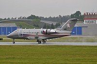 Czech Air Force – Canadair CL-600-2B16 Challenger 601-3A  51005