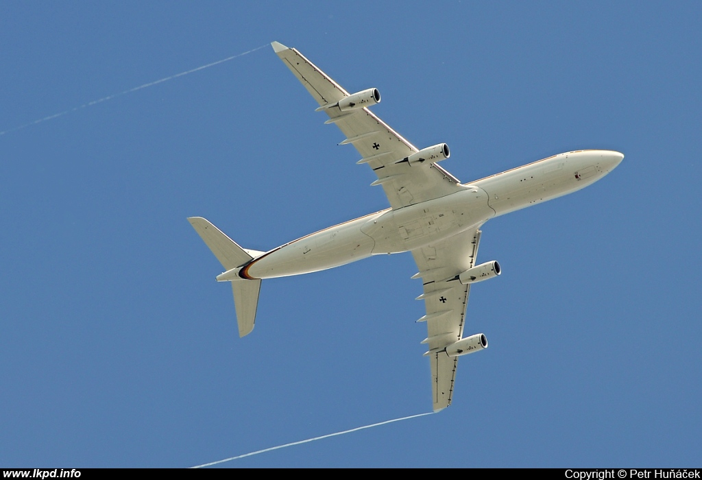 Germany Air Force – Airbus A340-313X 16+02
