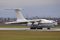 Algeria Air Force – Iljušin IL-76TD 7T-WIE