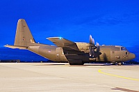 UK Air Force - RAF – Lockheed C-130J Hercules ZH886