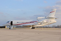 Volkswagen AG Air Service – Dassault Aviation Falcon 7X VP-CUH