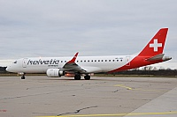 Helvetic Airways – Embraer ERJ-190-100LR HB-JVN