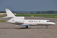 Private/Soukromé – Dassault Aviation Falcon 50 F-GXTM