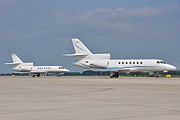 Private/Soukromé – Dassault Aviation Falcon 50 F-HALM