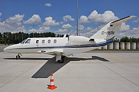 GIESERS STAHLBAU – Cessna 525 D-IRON
