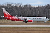 Rossia – Boeing B737-8AS VQ-BSS