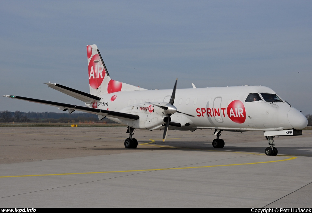 Sprint Air – Saab SF-340A SP-KPK