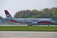 Red Wings – Tupolev TU-204-100V RA-64049