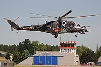 Czech Air Force – Mil Mi-35 3366