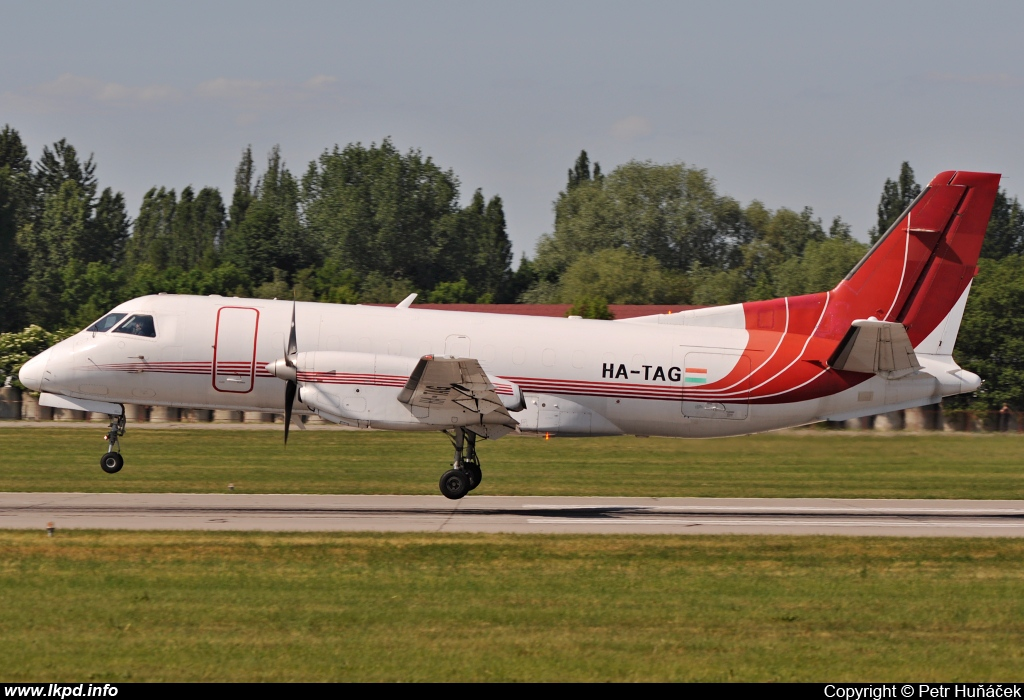 Fleet Air International – Saab SF-340A HA-TAG