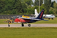 The Flying Bulls – Dassault-Dornier Alpha Jet A OE-FAS