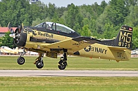 The Flying Bulls – North American T-28B OE-ESA