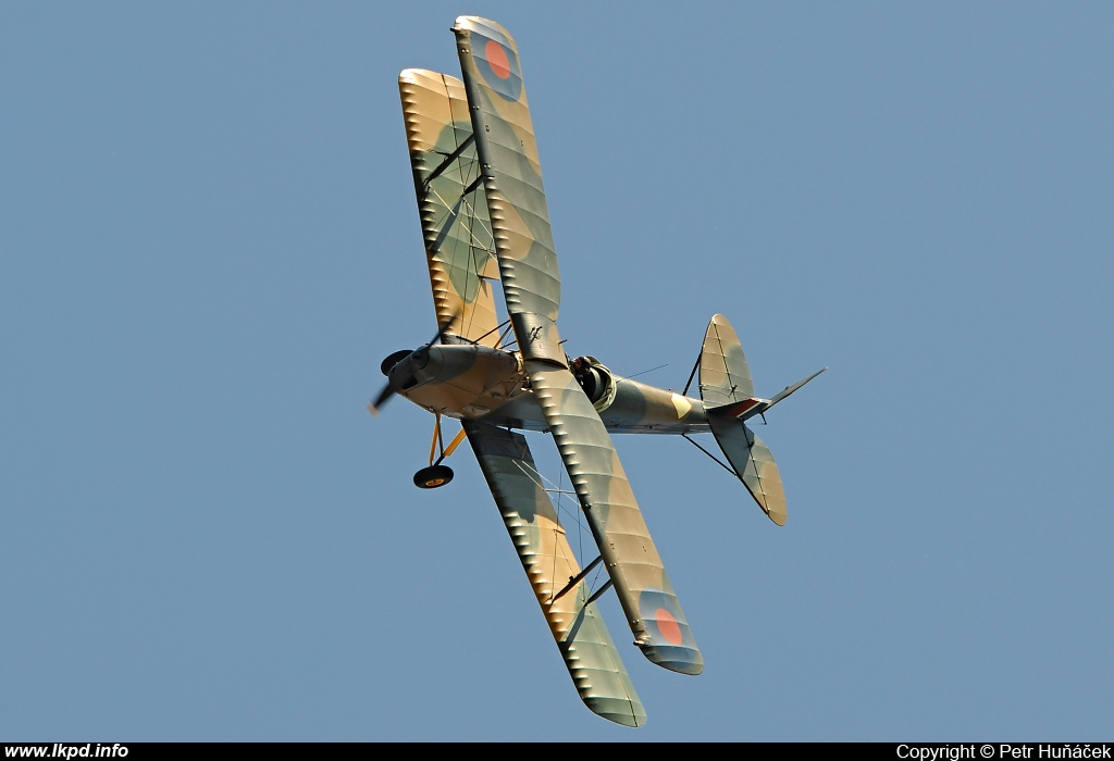 Private/Soukromé – De Havilland DH-82A Tiger Moth II G-ANFP