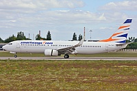 Smart Wings – Boeing B737-8K5 OK-TVP
