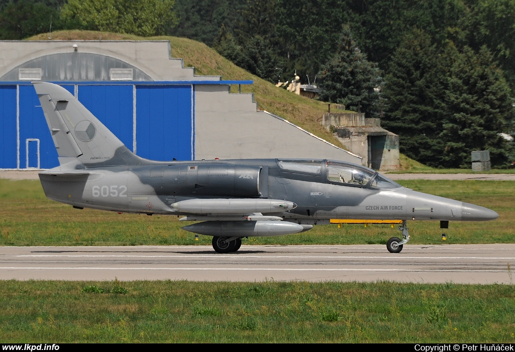 Czech Air Force – Aero L-159A 6052