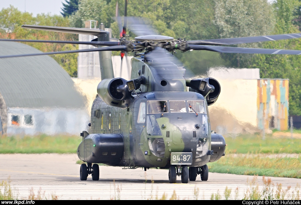 Germany Air Force – Sikorsky CH-53G 84+87