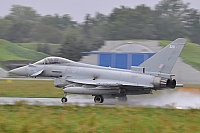 UK Air Force - RAF – Eurofighter EF-2000 (FGR4) ZK320