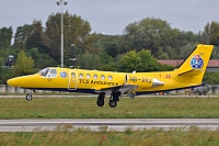 Lions Air – Cessna C550B Citation Bravo HB-VMX