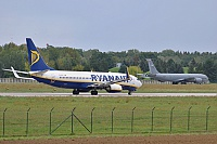 Ryanair – Boeing B737-8AS EI-DCF
