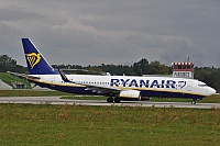 Ryanair – Boeing B737-8AS EI-DPJ