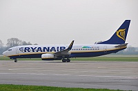 Ryanair – Boeing B737-8AS EI-EMO