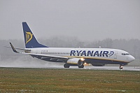 Ryanair – Boeing B737-8AS EI-DAM