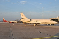 Private/Soukromé – Dassault Aviation Falcon 2000EX G-LATE