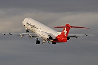 Helvetic Airways – Fokker 100 HB-JVH