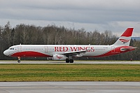 Red Wings – Airbus A320-231 VP-BRS