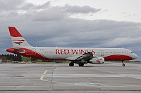 Red Wings – Airbus A321-231 VP-BRS