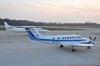 Junker – Beech Super King Air 300LW OK-GTJ