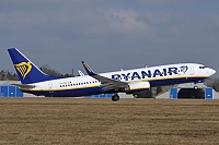Ryanair – Boeing B737-8AS EI-EBC