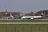 Ryanair – Boeing B737-8AS EI-FOT