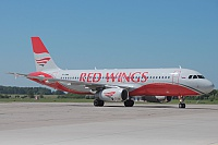 Red Wings – Airbus A320-232 VP-BWW