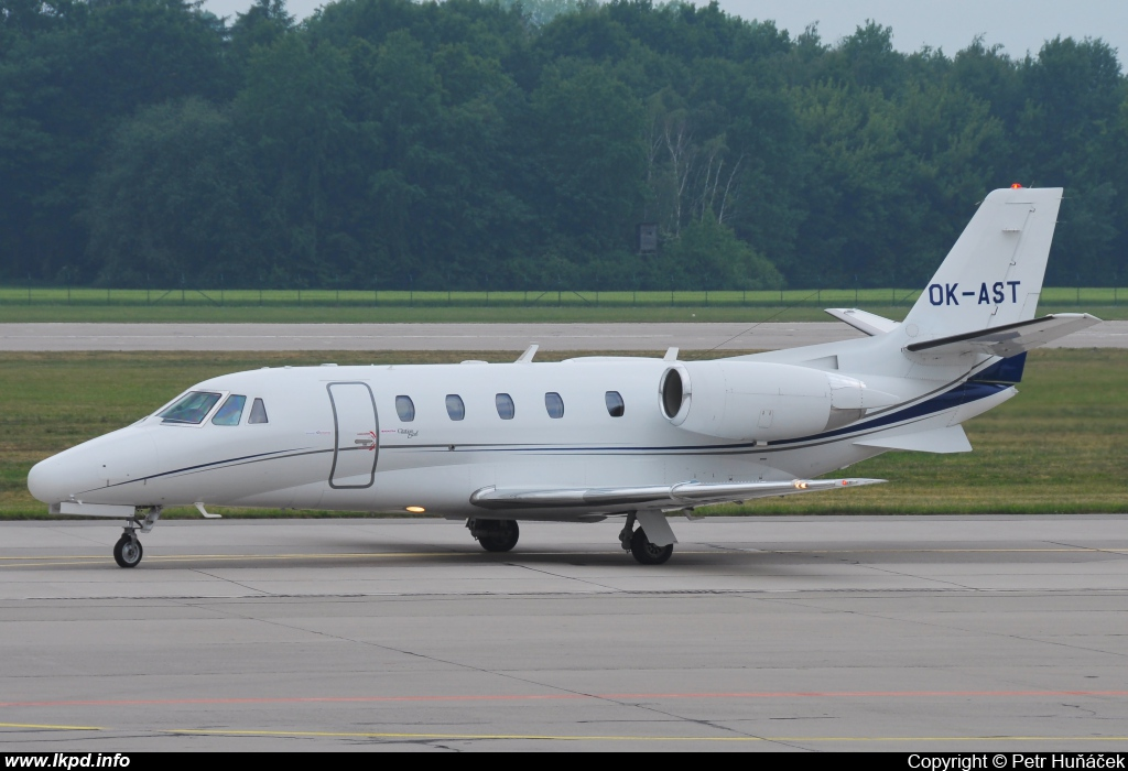Air Allgaeu – Cessna 560XL/XLS OK-AST