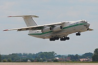 Algeria Air Force – Iljušin IL-76TD 7T-WIU