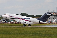 Éclair Aviation – Bombardier BD700-1A10 Global 6000 OK-GRX