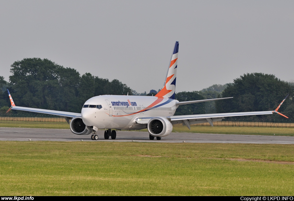 Smart Wings – Boeing B737-8 MAX OK-SWB