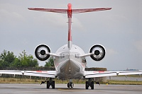 REGA - Swiss Air Ambulance – Canadair CL-600-2B16 Challenger 604  HB-JRA