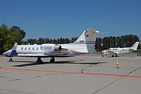 GAS Air Service – Gates Learjet 31A D-CGGG