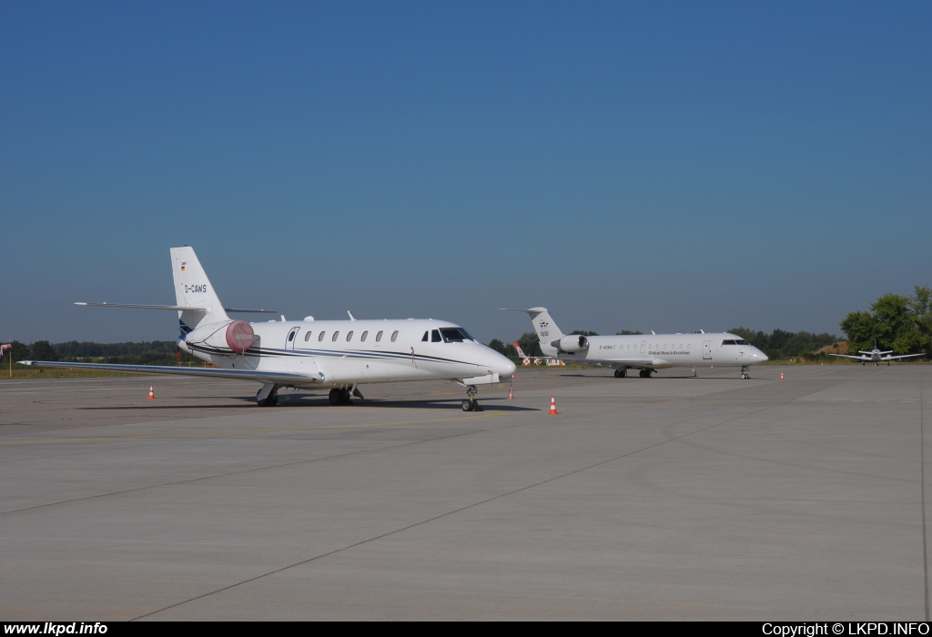 Aerowest – Cessna 680 Citation Sovereign D-CAWS