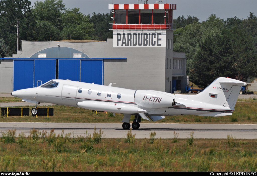 AIR ALLIANCE EXPRESS – Gates Learjet 35A D-CTRI