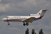 Czech Air Force – Yakovlev YAK-40 1257