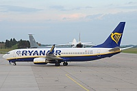 Ryanair – Boeing B737-8AS EI-EBM