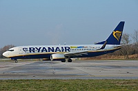 Ryanair – Boeing B737-8AS EI-FOV