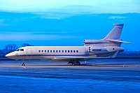 Emerson Flight Operations – Dassault Aviation Falcon 7X N8000E