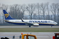 Ryanair – Boeing B737-8AS EI-DPM