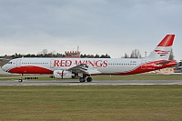 A321 RED WINGS