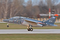 Belgium Air Force – Dassault-Dornier Alpha Jet 1B+ AT17